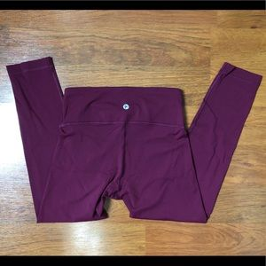 90 Degree Cropped Leggings
